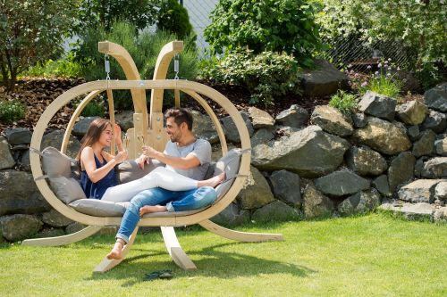 Globo Hangstoel Standaard.Beautiful Luxury Sustainable Hanging Chairs Want To Order A