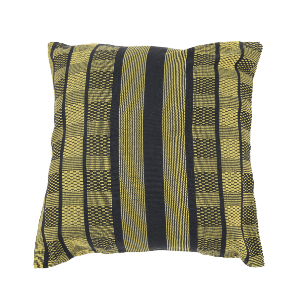 'Black Edition' Gold Pillow