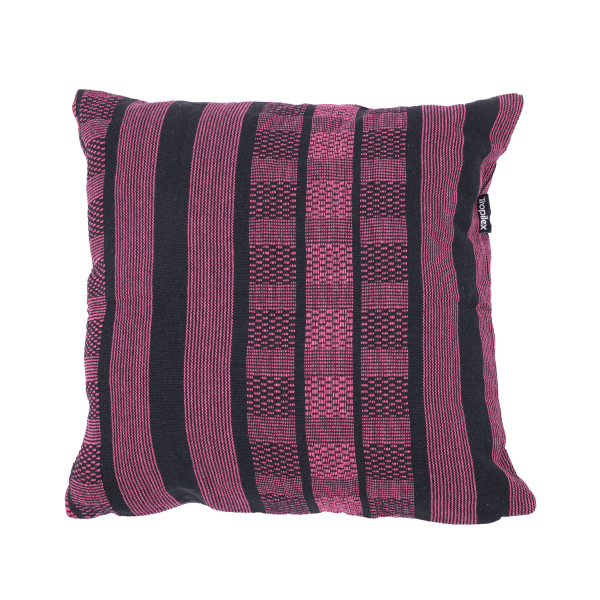 'Black Edition' Rose Pillow