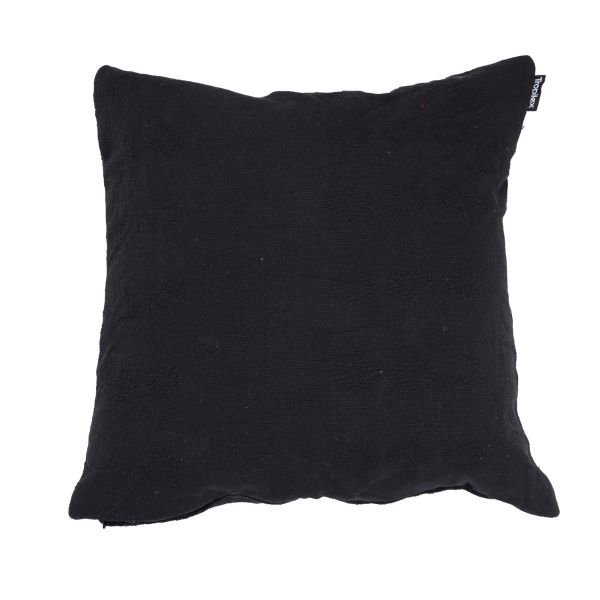 'Classic' Black Pillow