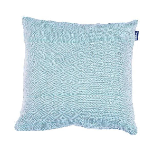 'Natural' Blue Pillow
