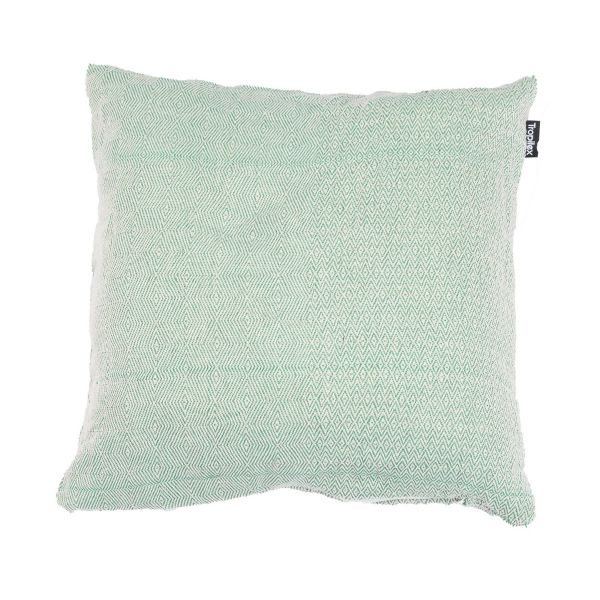 'Natural' Green Pillow