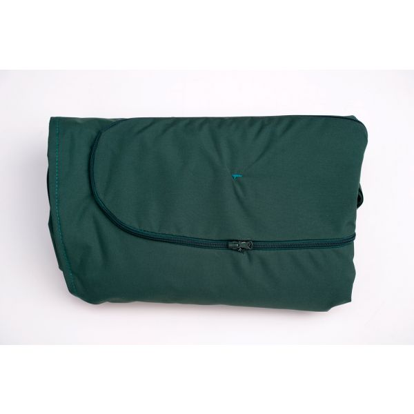 'Globo Royal' Green Weatherproof Pillowcase