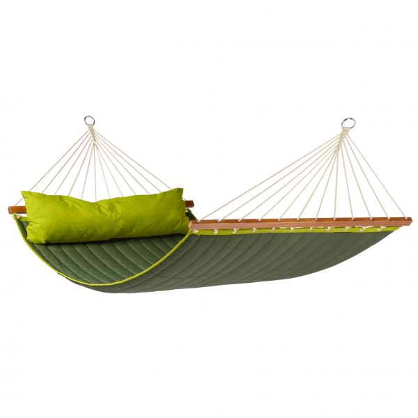 American Green Double Hammock