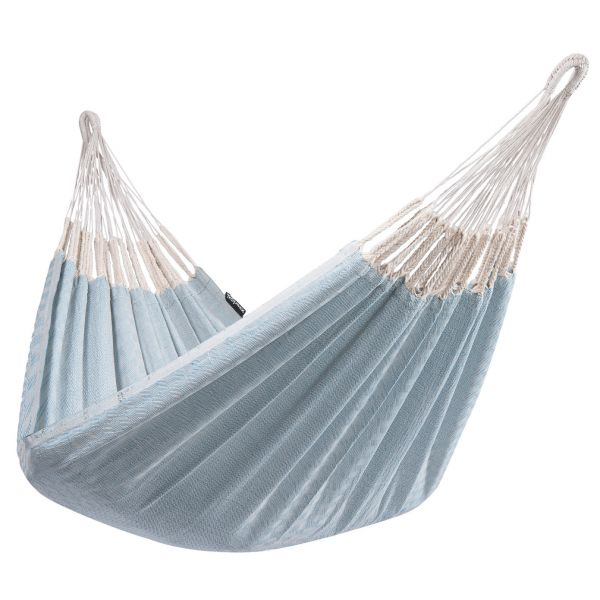 'Natural' Blue Single Hammock