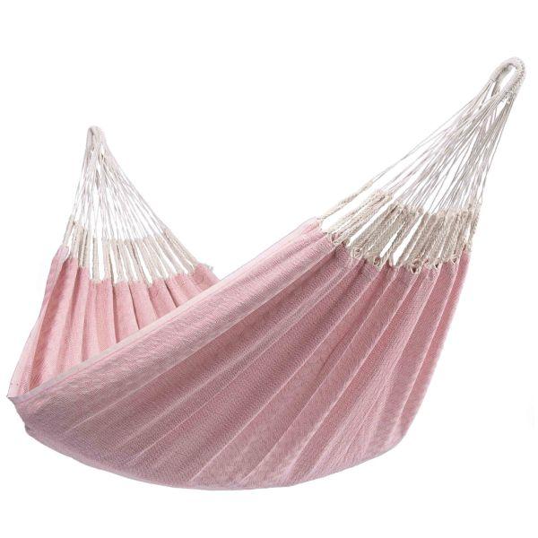 'Natural' Pink Single Hammock