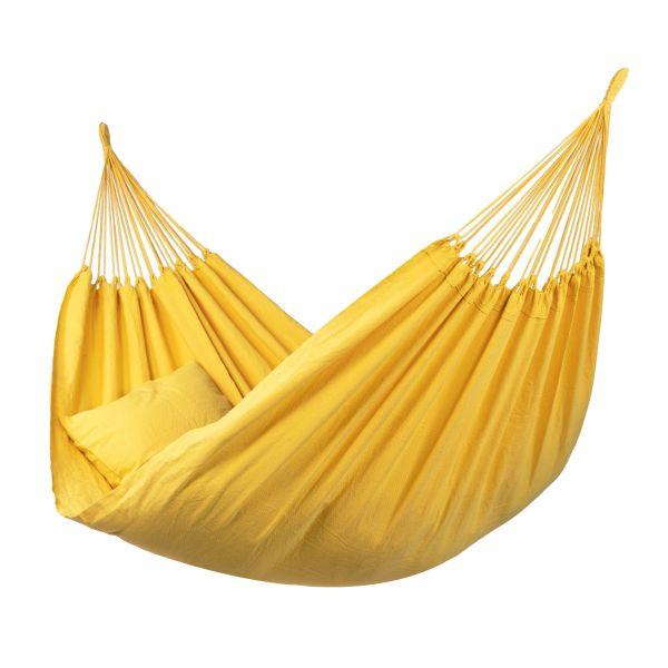 'Organic' Yellow Double Hammock