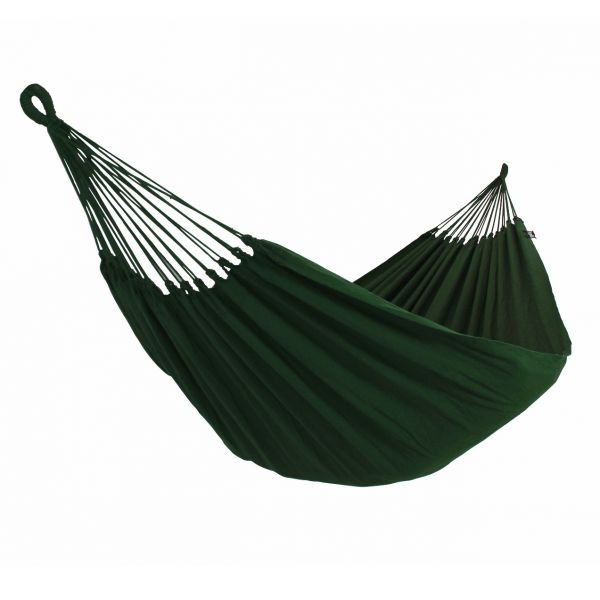 'Plain' Green Single Hammock