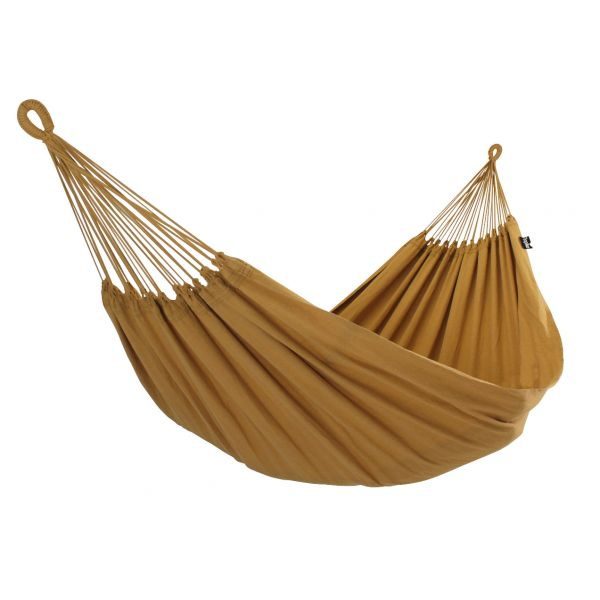 'Plain' Mocca Single Hammock