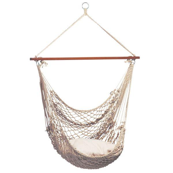 'Rope' Natura Single Hanging Chair