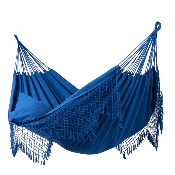 'Sublime' Blue Double Hammock