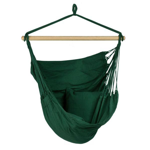 'Organic' Green Single Hanging Chair