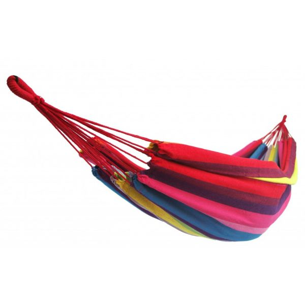 'Barbuda' Raspberry Double Hammock