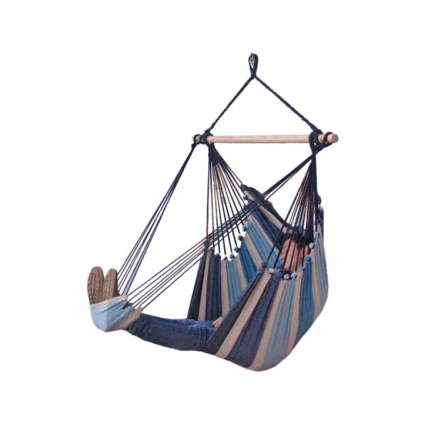 'Tropical' Sea Lounge Single Hanging Chair