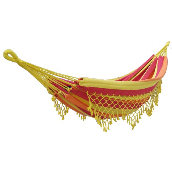 'Tortuga' Fire Double Hammock