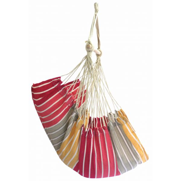 'Trinidad' Earth Single Hanging Chair