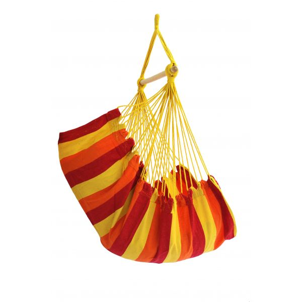 'Trinidad' Fire Single Hanging Chair