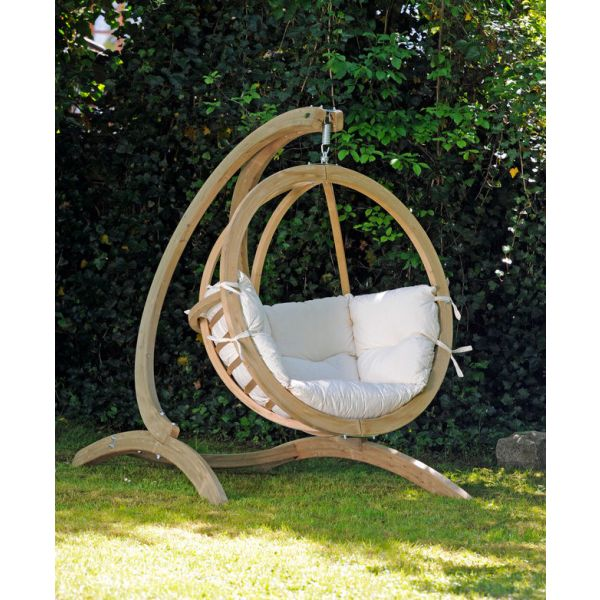 'Globo' Natura Single Hanging Chair