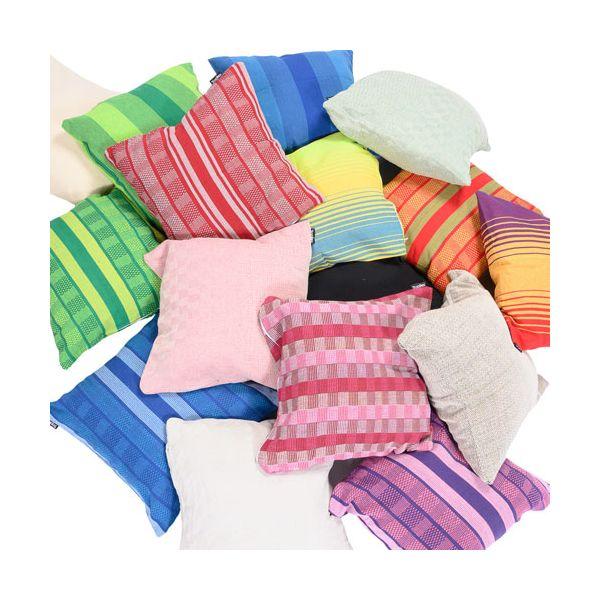 'Mammock' Rainbow Pillow