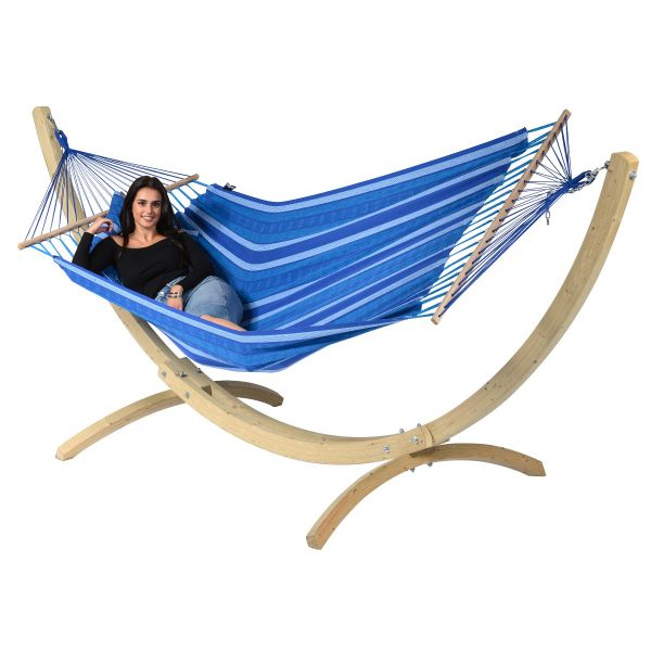 'Lazy' Calm Double Hammock