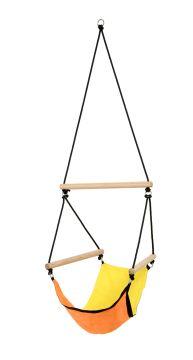 Swinger Yellow Children Hanging Chair