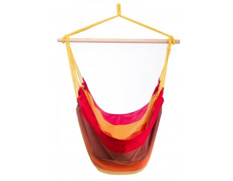 Trinidad Sunset Single Hanging Chair