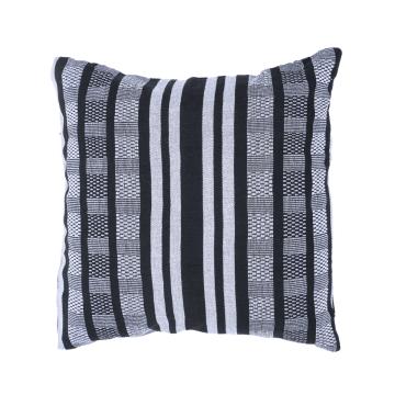 Comfort Black White Pillow