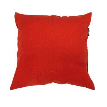 Plain Red Pillow