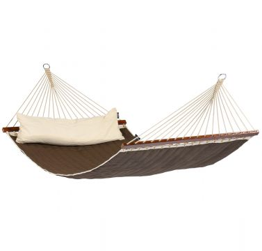 American Brown Double Hammock