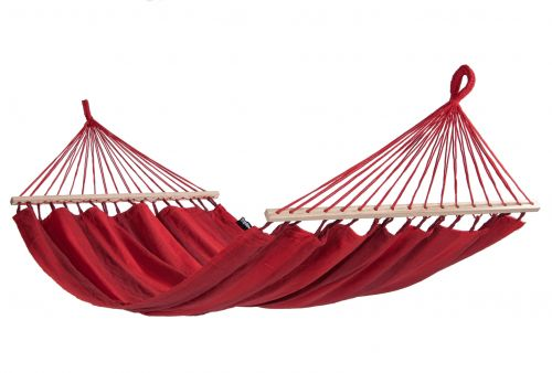 Relax Red Single Hammock