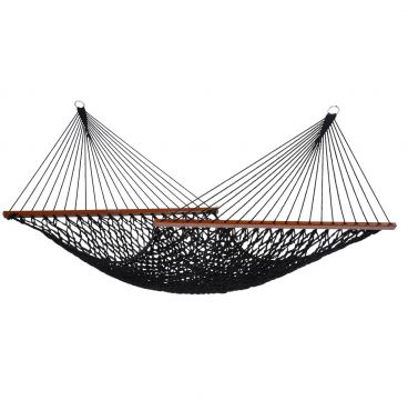 Rope Black XXL Hammock