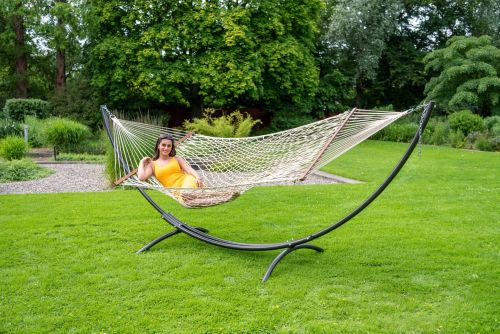 Arc & Rope Natura XXL Hammock with Stand
