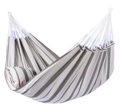 Stripes Silver XXL Hammock