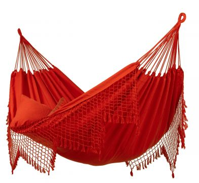 Sublime Red Double Hammock