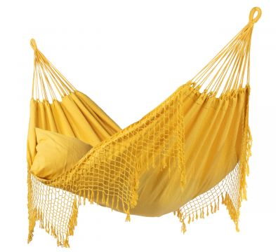 Sublime Yellow Double Hammock
