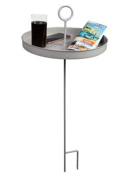 Silver  Hammock Table