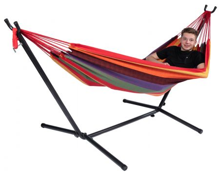 Multi Single Single Hammock with Stand