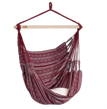 Comfort Bordeaux Single Hanging Chair