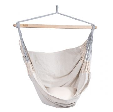 Comfort Pearl Single Hanging Chair