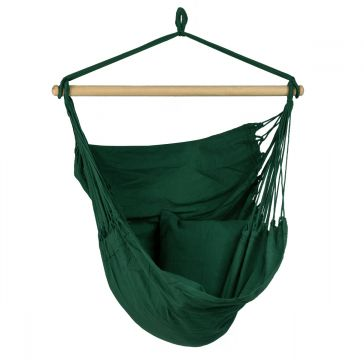 Organic Green Single Hanging Chair