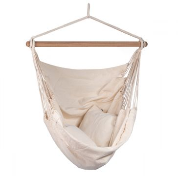 Organic Natura Single Hanging Chair