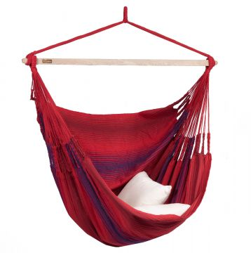 Refresh Bordeaux Double Hanging Chair