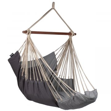 Sereno Grey Single Hanging Chair