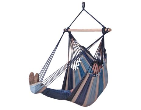 Tropical Sea Lounge Single Hanging Chair