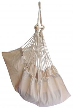 Trinidad Natura Single Hanging Chair