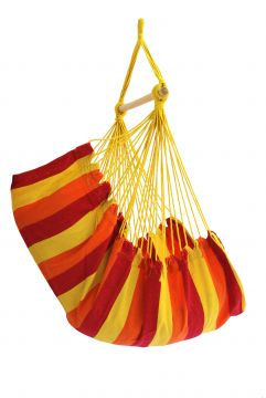 Trinidad Fire Single Hanging Chair
