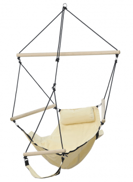 Swinger Sand Single Hanging Chair
