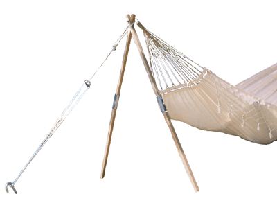 Madera  Single Hammock Stand
