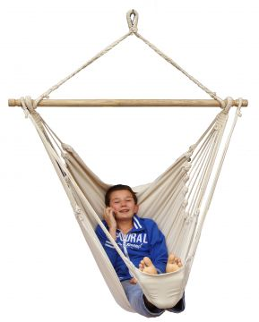 Tropical Natura Lounge Single Hanging Chair