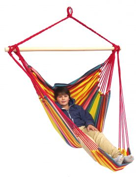 Tropical Sunny Lounge Single Hanging Chair